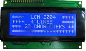Nombre:  Display 20x4 I2C.JPG Visitas: 188 Tamaño: 12,6 KB