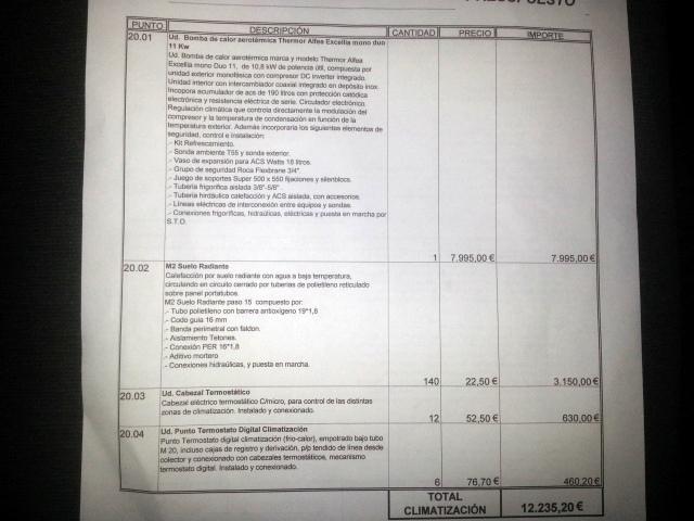Presupuestos de aerotermia - Aerotermia opiniones ...