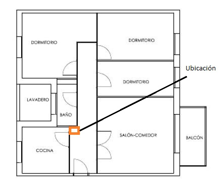Consejo estufa pellet para piso de 67m2 aproximadamente for Estufa de pellets en un piso