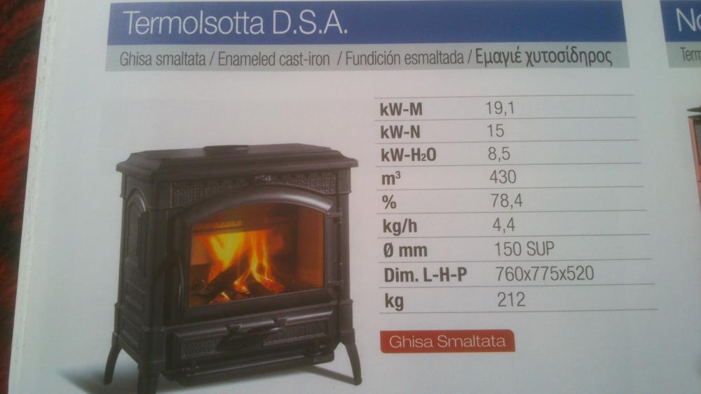 Consejos sobre termoestufa de le a para radiadores for Estufa lena calefaccion radiadores