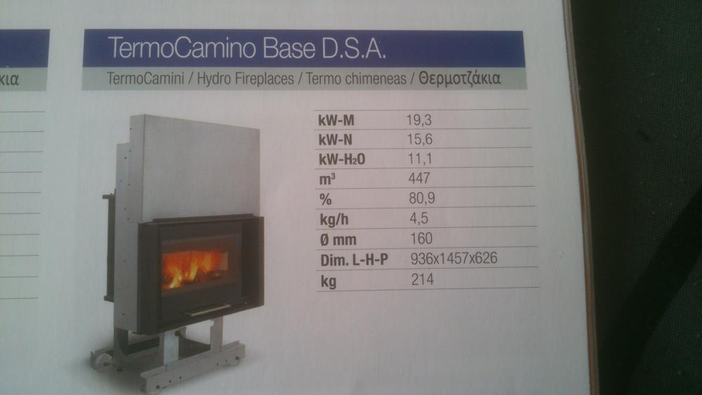 Consejos sobre termoestufa de le a para radiadores - Estufa de lena para radiadores ...