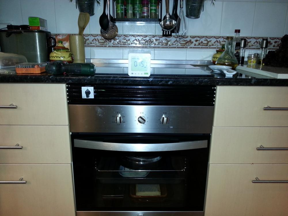 Brico eliminar stanby placa de induccion - Consumo cocina induccion ...