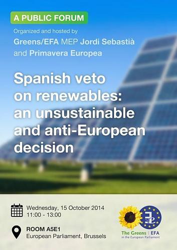 Recortes retroactivos productores FV: Noticias y opiniones-spanish-veto-renewables.jpg