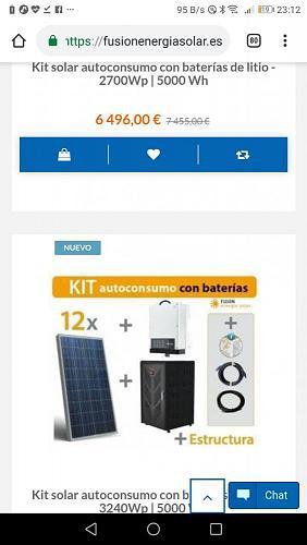 Comprar Kit solar con baterías de litio para aislada-screenshot_20180911-231207.jpg