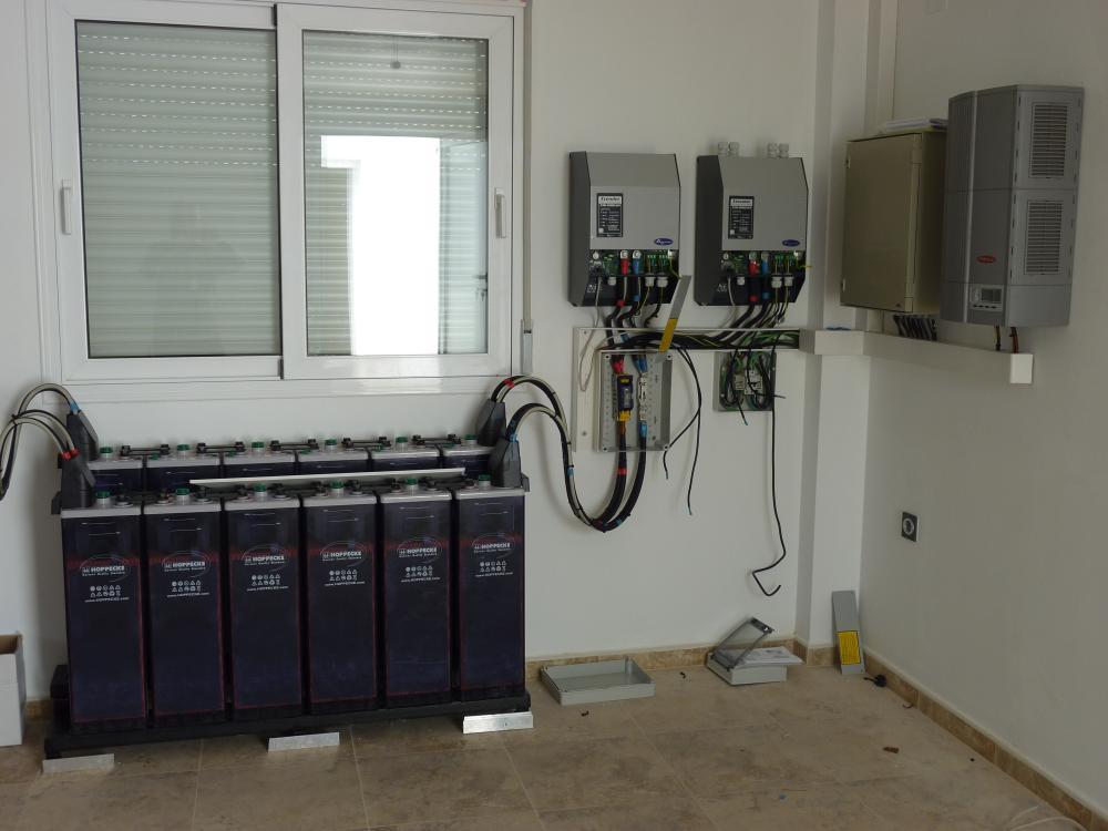Fotograf 237 As Instalaciones Fotovoltaicas Aisladas P 225 Gina 25
