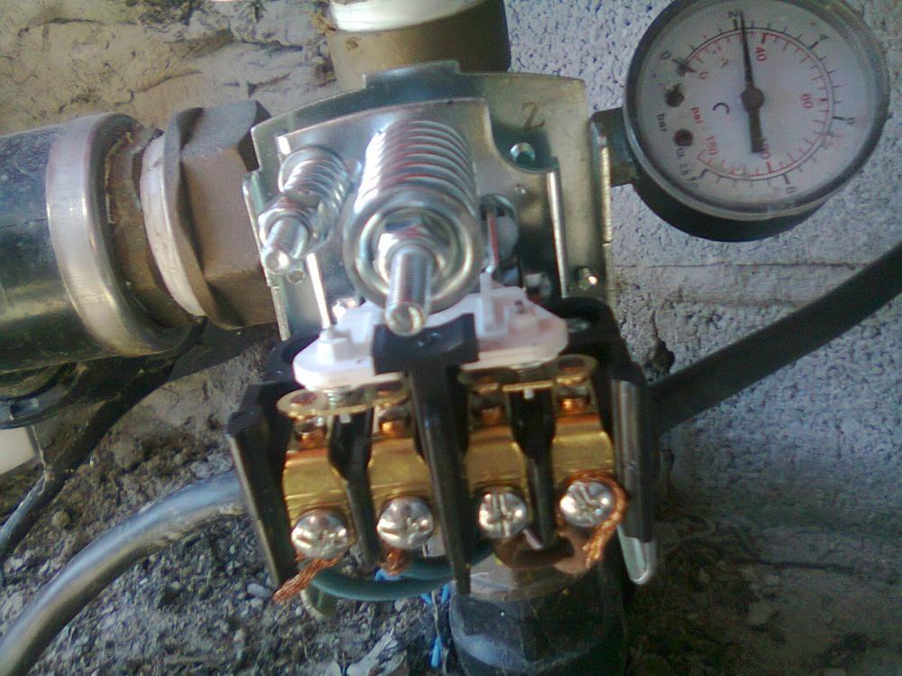 Contactor bomba de agua p gina 6 for Presostato bomba agua
