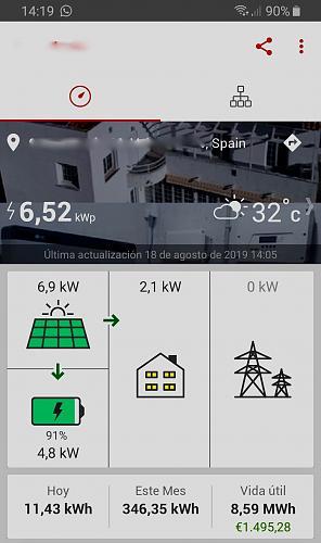 Nueva instalación de autoconsumo conectada a red. Novato con muchas dudas.-screenshot_20190818-141951_solaredge.jpg