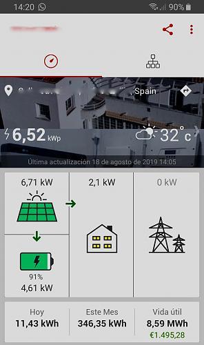Nueva instalación de autoconsumo conectada a red. Novato con muchas dudas.-screenshot_20190818-142014_solaredge.jpg