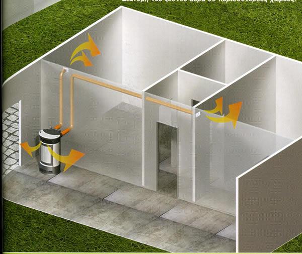Estufa pellets ecoforest suez 16 kw canalizable - Se puede poner una chimenea de pellets en un piso ...