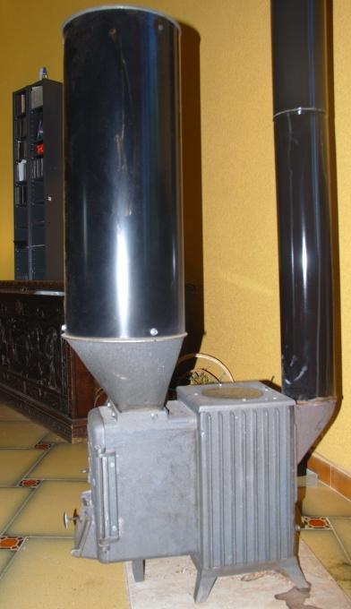 Quemador de biomasa casero p gina 25 - Estufas de biomasa ...