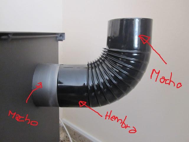 Decoracion mueble sofa tubos para estufas de lena - Instalacion estufa lena ...