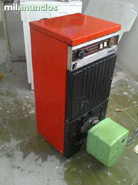 Cambiar quemador de gasoil por biomasa en una caldera ferrolli - Precios de calderas de gasoil ...