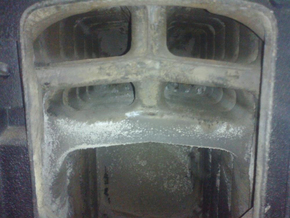 Turbuladores mejora de rendimiento en calderas antiguas for Calderas calefaccion lena alto rendimiento