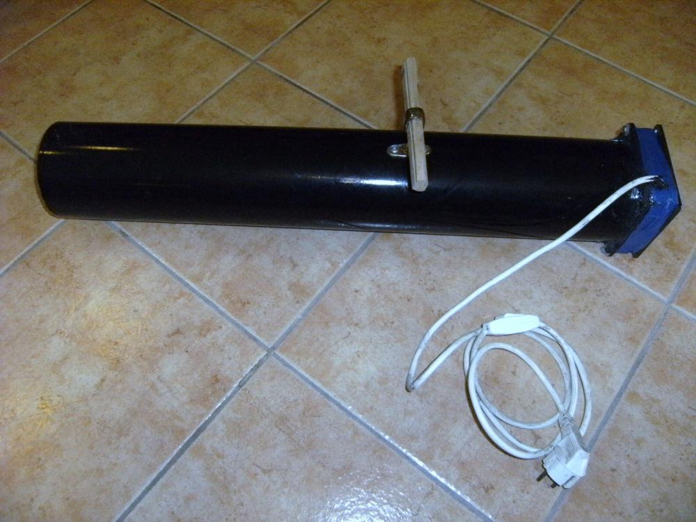 Fan Ventilador Extractor Disipador Para Estufa Le A