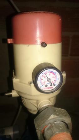 C mo regular el presostato de la bomba de agua for Presostato bomba agua