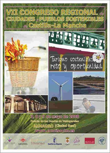 VII Congreso CONCISO-CLM, Almagro-cartelx.jpg
