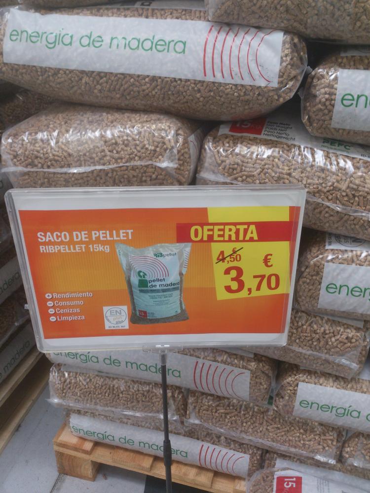 Pellets precio y donde comprar p gina 51 - Precio del pellet ...