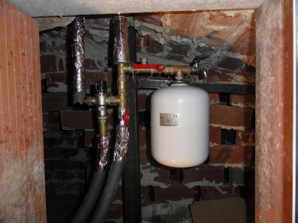 Instalacion cointra perseo 160 p gina 9 - Instalacion de termo electrico ...