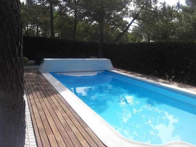 Proyecto calentamiento solar piscina exterior - Calentar piscina solar ...