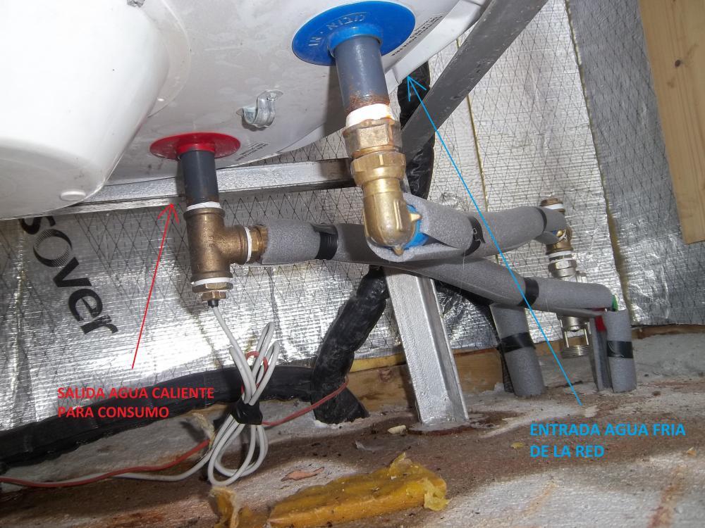 Como regulo la temperatura de mi instalaci n p gina 2 - Acumulador de agua electrico ...