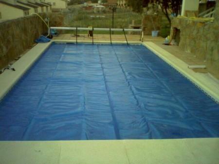 Panel solar casero y economico que os parece - Mantas termicas para piscinas ...
