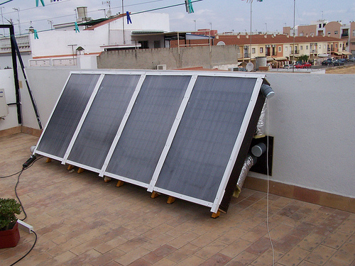 Calefacci n solar por aire p gina 2 - Calefaccion por aire ...