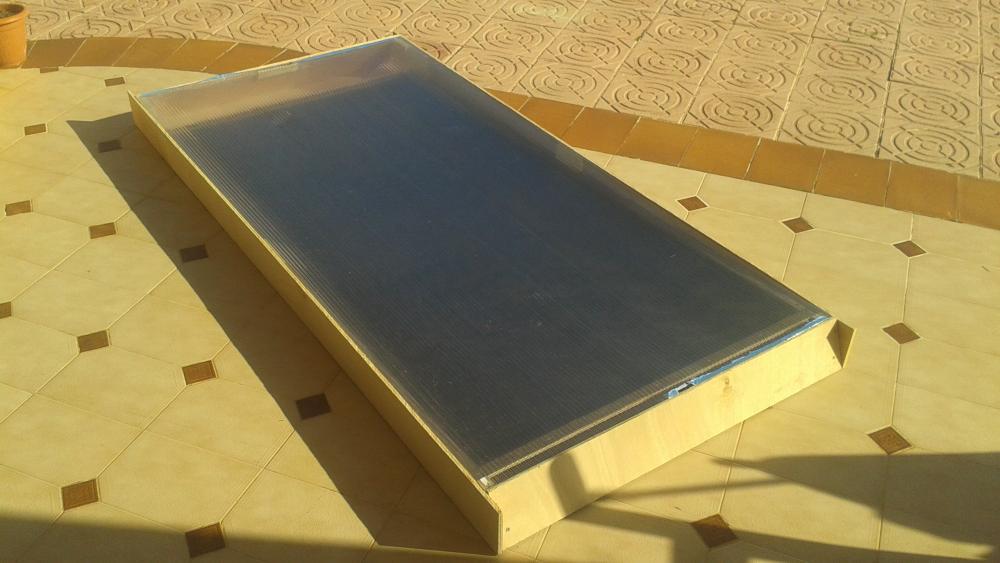 Calefacci n solar por aire p gina 19 - Calefaccion por aire ...
