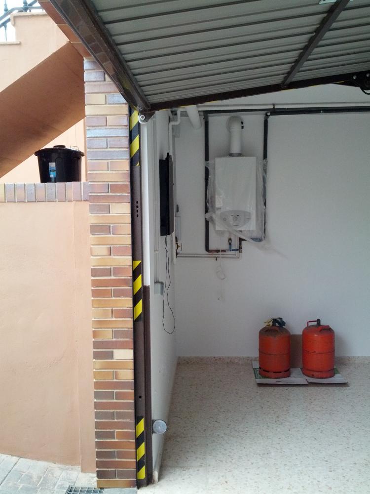 Necesito ayuda para le eleccion de un termo electrico - Termo electrico instalacion ...