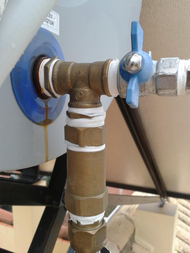 Placa solimpeks 300 litros perdida de calor en acumulador - Precio termo de gas ...