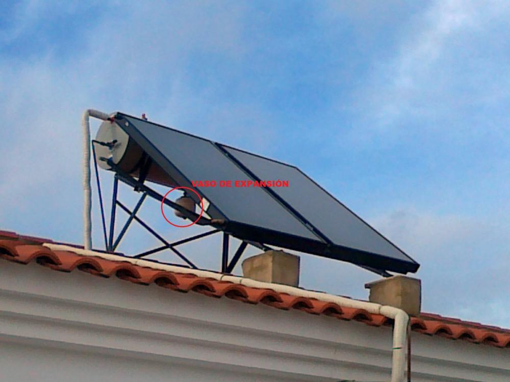 Placa solimpeks 300 litros perdida de calor en acumulador - Placa solar termica ...