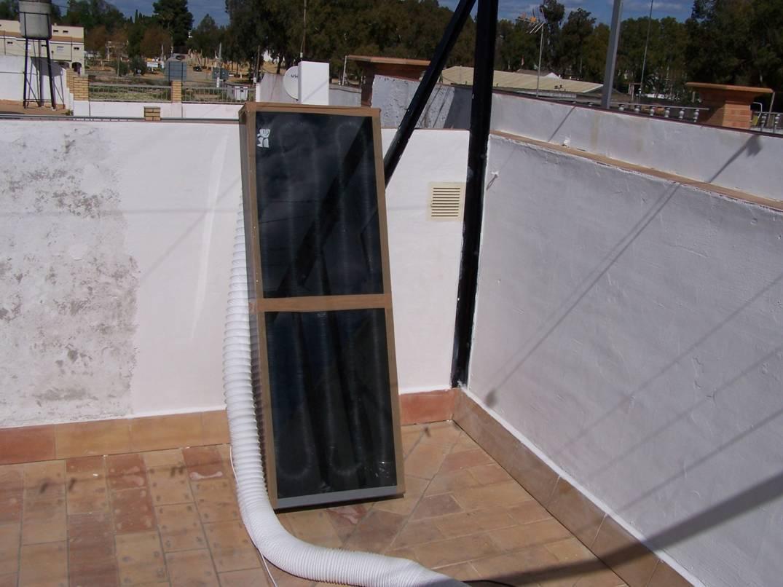 Calefacci n solar por aire - Calefaccion por aire ...
